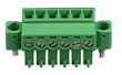 Plug-in screw terminal