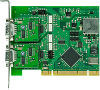 Scheda PCI 2x RS232