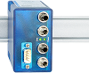 Multimode Glasfaser-Bus ST für RS485