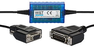 RS232 <> 20mA S5 Interface Cable
