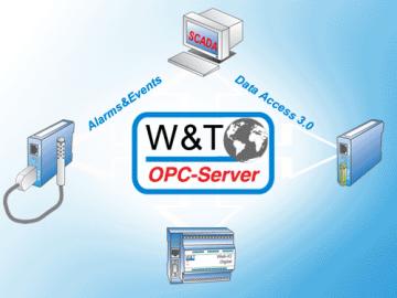 W&T OPC Server