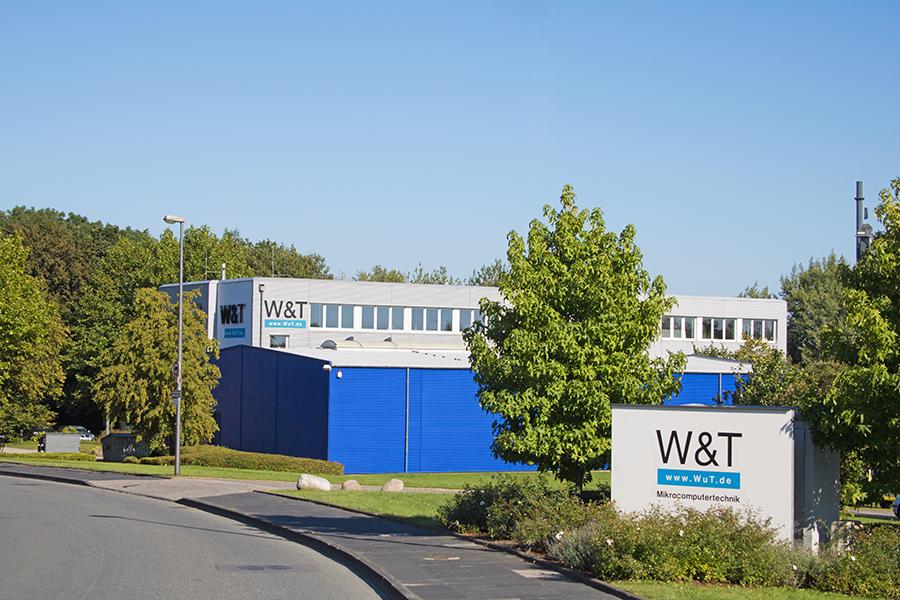 Bild des Firmengebäudes